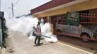 Penuhi Permintaan Warga, Perindo Gelar Fogging Gratis di Medan