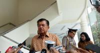 JK dan Pimpinan MUI Bahas Pembangunan Rumah Sakit Indonesia untuk Palestina