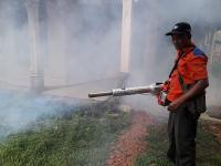 Fogging Serentak Se-Indonesia, Perindo Tak Pernah Berhenti Layani Masyarakat
