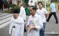 Berebut Dukungan Ulama di Medan Pilpres 2019