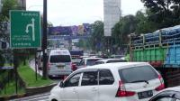 Long Weekend Lalu Lintas di Bandung Bersahabat