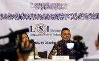 LSI Tidak Ambil Pusing Dilaporkan BPN Prabowo ke KPU
