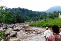 Banjir Bandang Terjang Deli Serdang, Tidak Ada Korban Jiwa
