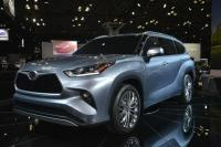 Toyota Pamerkan SUV Baru Hybrid Bertenaga Gahar 306 HP