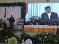 Hadiri Wisuda ke-42 STKIP PGRI Jombang, Menristekdikti Ajak Jadi Guru Abad 21