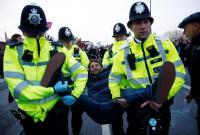 1.000 Orang Ditangkap Terkait Protes Perubahan Iklim di London
