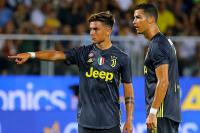 Dybala Melempem Gara-Gara Ronaldo