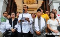 Jokowi Belum Pastikan Kapan Bertemu Prabowo