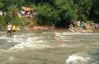 Mayat Misterius di Sungai Ciliwung Gegerkan Warga Cibinong Bogor