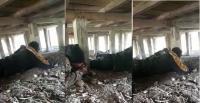 Viral Video Menegangkan saat Petugas Penjaga Kotak Suara Ditembaki KKB