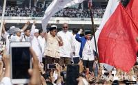 TKN Sebut Hasil Quick Count Timbulkan Keputusasaan Prabowo