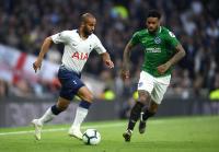 Tottenham dan Brighton Masih Sama Kuat di Babak Pertama