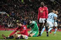 Pertemuan Terakhir Man United vs Man City di Old Trafford, Siapa Menang?