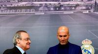Zidane Bakal Prioritaskan Liga Spanyol Musim Depan