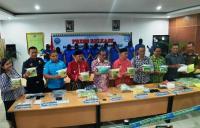 BNN Amankan 30 Kg Sabu dan 25 Ribu Ekstasi di Riau