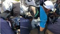 Viral Pria Diduga Coba Bunuh Diri di Makassar