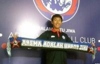 Arema FC Resmi Gaet Bek Kelahiran Jepang