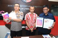 Guru Honorer Ditangkap Polisi Usai Hina Jokowi di Medsos