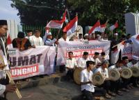 Gelar Aksi Dukungan, JIK: KPU dan Bawaslu Harus Dihormati