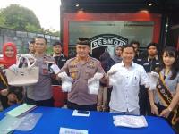 Polisi Tangkap Siswi SMP Bawa Sabu 1 Kg