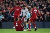 Comeback Fantastis Liverpool atas Barcelona Bakal Selalu Dikenang Alisson