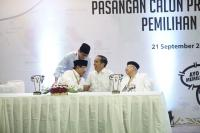 TKN Bersyukur Jokowi-Ma'ruf Menang, Ajak Pendukung Prabowo-Sandi Rajut Persatuan
