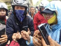 Warga Jati Baru Temukan Selongsong Peluru di Flyover