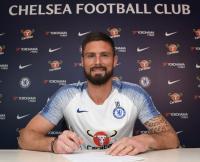 Resmi Perpanjang Kontrak dengan Chelsea, Giroud Sambut Bahagia