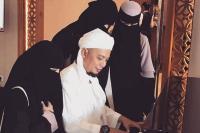 Pesan Ustaz Arifin Ilham Sebelum Meninggal ke Anaknya: Jaga Pesantren Az-Zikra