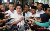 Tanggapi Pertemuan JK dan Prabowo, Erick Thohir: Ini Hal yang Sehat