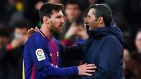 Valverde Disalahkan, Messi Pasang Badan