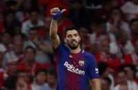 Pelatih Timnas Uruguay Optimis Suarez Akan Bugar di Copa America 2019