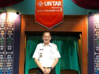 Hadiri Wisuda Untar, Wabup Belitung: Anak Muda Cerdas, Ayo Balik ke Kampung Halaman!