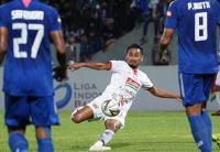 Persija Jakarta Takluk 1-2 dari PSIS Semarang
