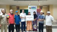 MNC Bank Melalui MNC Peduli Beri Bantuan ke Panti Sosial Tresna Werdha
