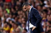 Barcelona Tak Kunjung Raih Trofi Liga Champions, Guardiola Bela Valverde