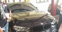Diciduk Polisi, Ini Tampang Pengemudi BMW yang Todong Pistol di Jalanan