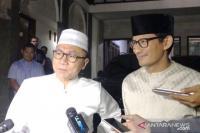 Sandiaga-Zulkifli Hasan Bahas Sidang Sengketa Pilpres di MK