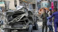 10 Tewas dan 23 Terluka Akibat Ledakan Bom Mobil di Mogadishu