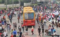 Layanan MRT Permudah Warga Jakarta Datangi Car Free Day