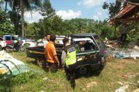 Pikap Berisi 9 Penumpang Masuk Sungai di Jember, 1 Orang Tewas