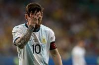 3 Penyebab Argentina Kalah dari Kolombia di Copa America 2019