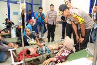 Polisi Isolasi Anshor Penyerang Sopir Bus yang Kecelakaan di Tol Cipali