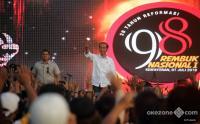 Soal Aktivis 98 Bakal Jadi Menteri, Itu Hak Prerogatif Jokowi