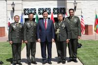 3 Perwira Indonesia Lulus dari Seskoad USA, Salah Satunya Anak Menko Luhut