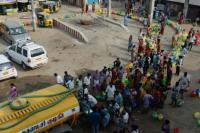 Empat Waduk Mengering, Kota Chennai di India Dilanda Krisis Air