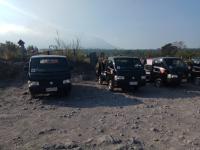 Mengenal Ketangguhan Suzuki New Carry Pikap Melibas Lereng Gunung Merapi