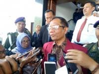 Mahfud MD Yakin Riak Pilpres Berakhir Usai Putusan MK