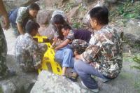 Pria China Dorong Istrinya yang Hamil dari Tebing di Thailand