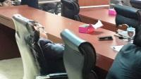 Rapat Raperda APBD, Anggota DPRD Tangsel Ini Tidur Pulas hingga Mangap